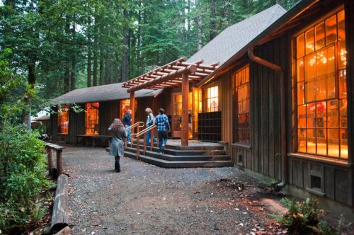 Camp Swing Dining Hall